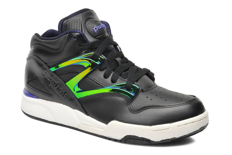 Sneakers Reebok Pump Omni Lite Le Zwart detail