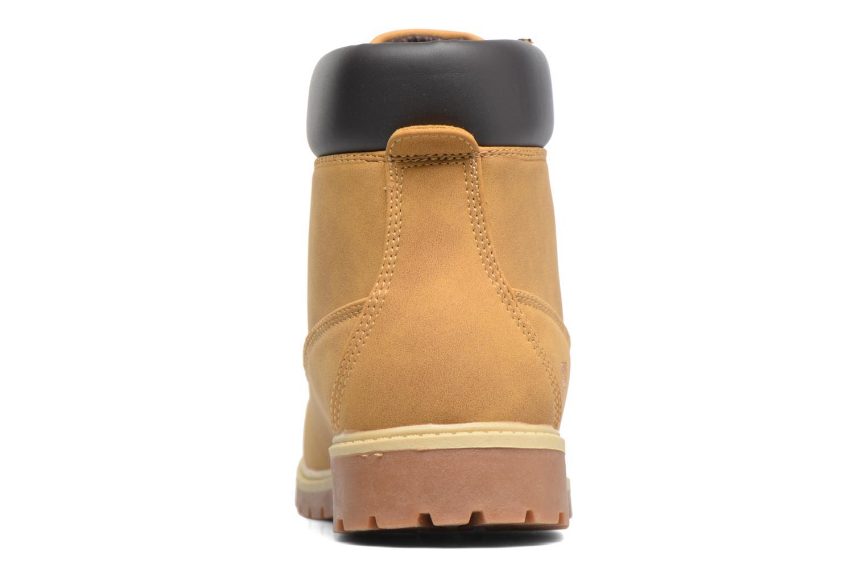 Bottines et boots FILA Maverick Mid Marron vue droite