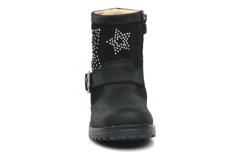 Bottines et boots Primigi AZZURRA Noir vue portées chaussures