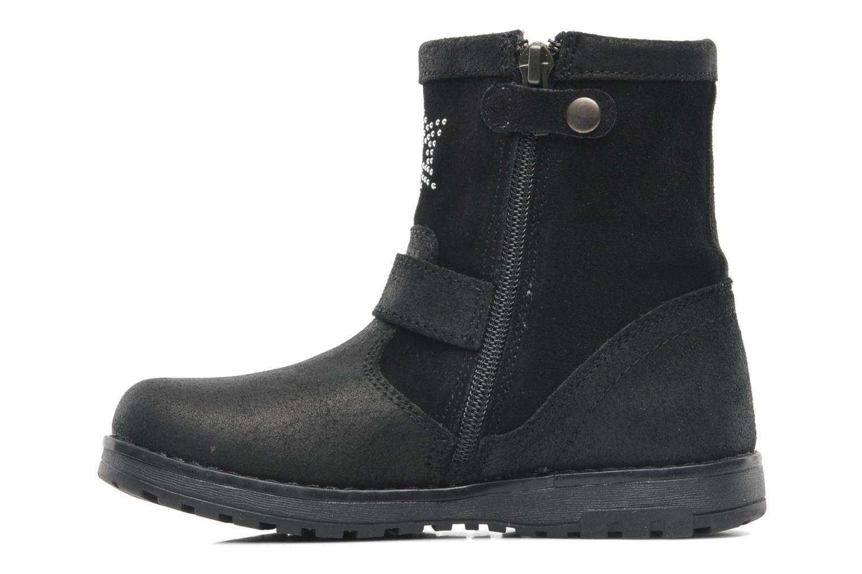 Stiefeletten & Boots Primigi AZZURRA schwarz ansicht von vorne