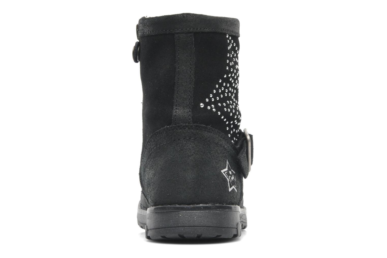 Stiefeletten & Boots Primigi AZZURRA schwarz ansicht von rechts