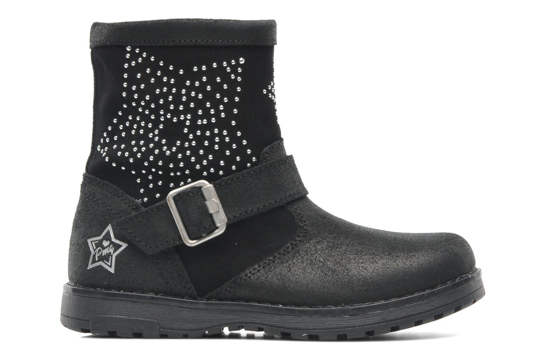 Stiefeletten & Boots Primigi AZZURRA schwarz ansicht von hinten