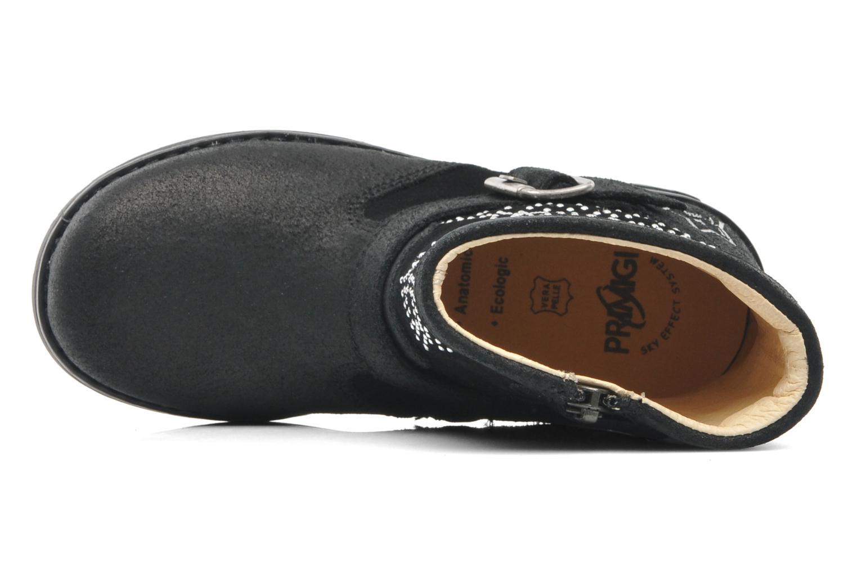 Stiefeletten & Boots Primigi AZZURRA schwarz ansicht von links