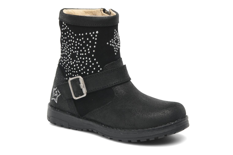 Stiefeletten & Boots Primigi AZZURRA schwarz detaillierte ansicht/modell