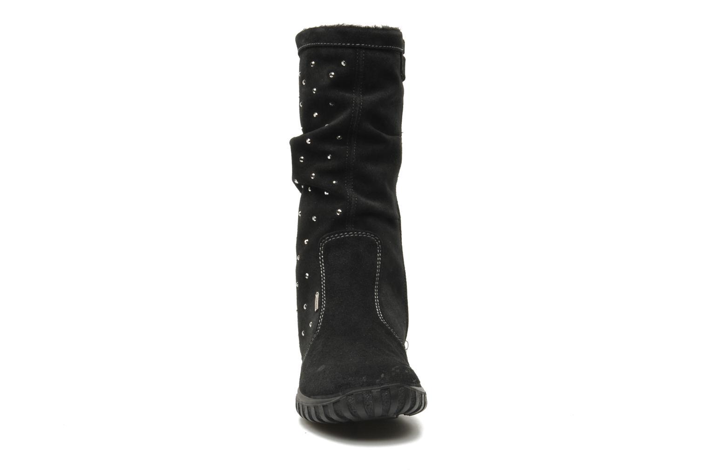 Stivali Primigi SNELLEY GTX Nero modello indossato