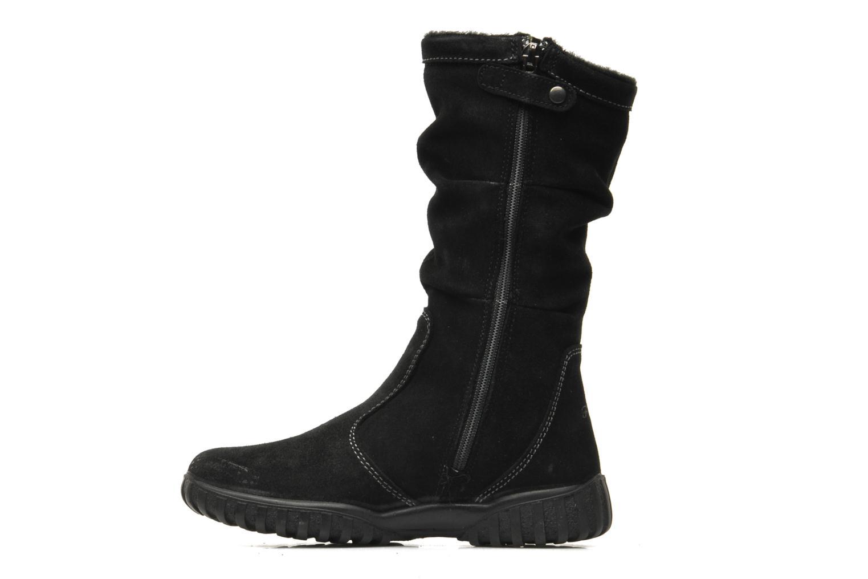 Boots & wellies Primigi SNELLEY GTX Black front view