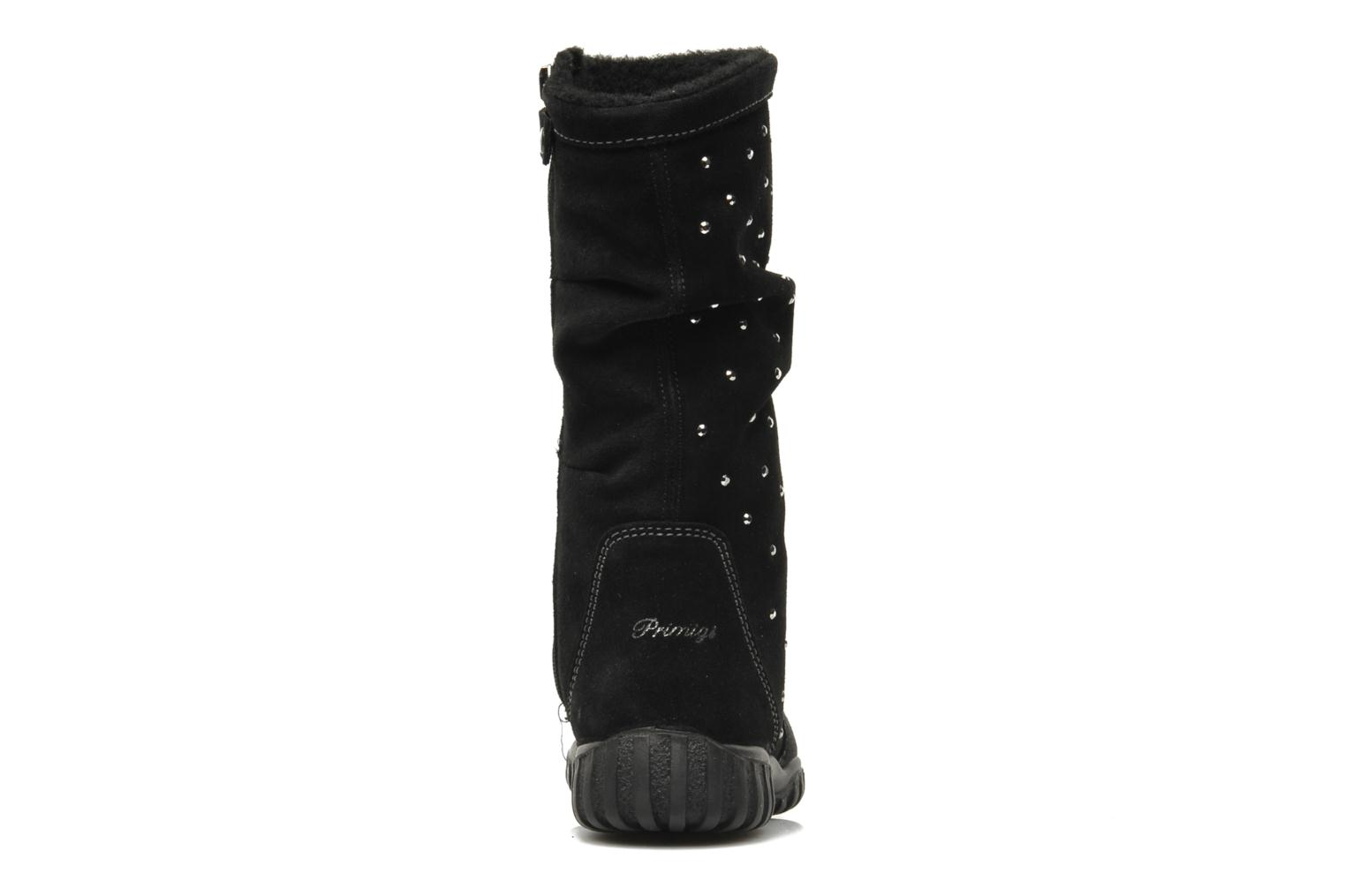 Boots & wellies Primigi SNELLEY GTX Black view from the right