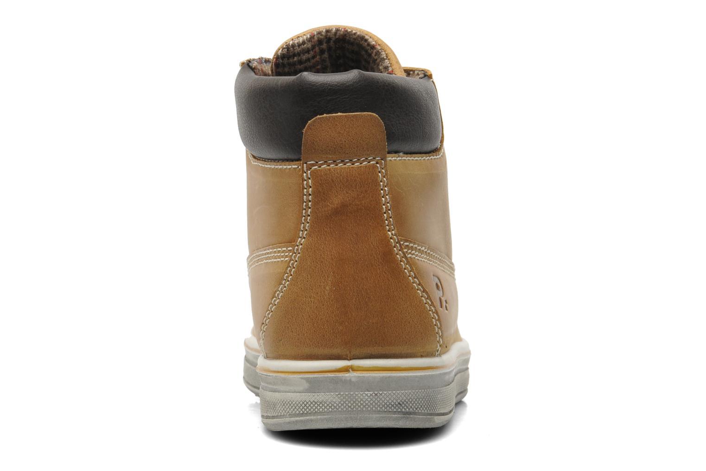 Sneakers Primigi ROLAND Marrone immagine destra