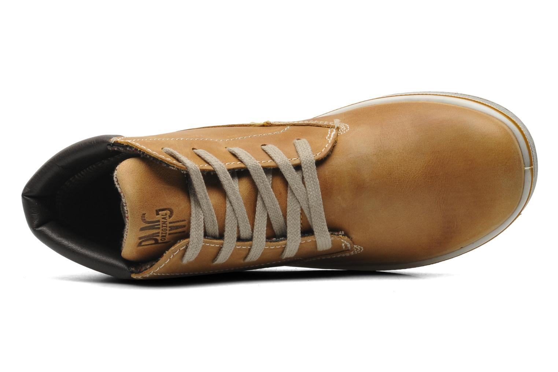 Sneakers Primigi ROLAND Brun se fra venstre