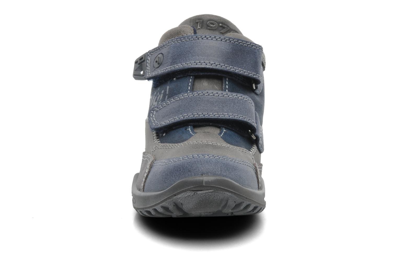Baskets Primigi BRANDY Bleu vue portées chaussures