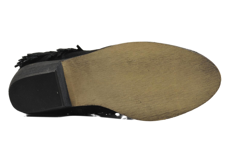Botines  Minnetonka Bandera Boot Negro vista de arriba