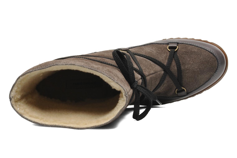 Stiefeletten & Boots Fabio Rusconi Bertie braun ansicht von links
