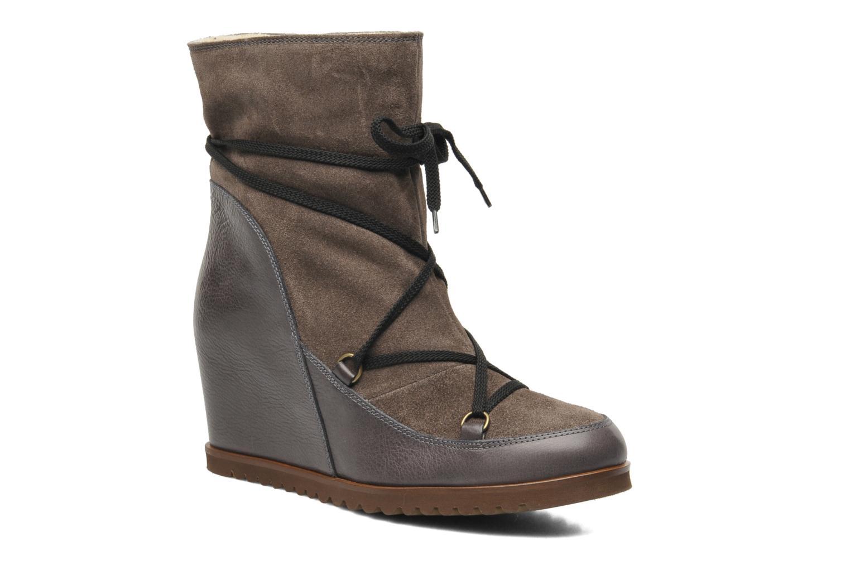 Stiefeletten & Boots Fabio Rusconi Bertie braun detaillierte ansicht/modell