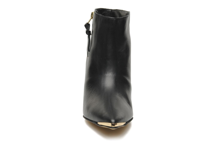 Bottines et boots Georgia Rose Bernadette new Noir vue portées chaussures