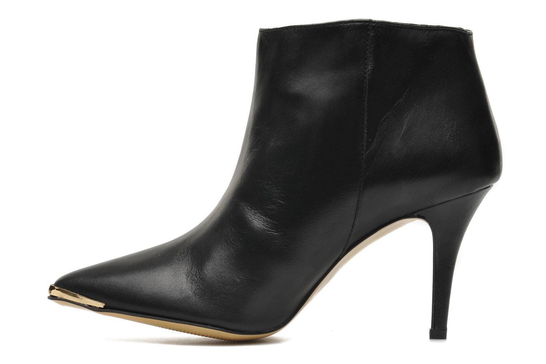 Bottines et boots Georgia Rose Bernadette new Noir vue face
