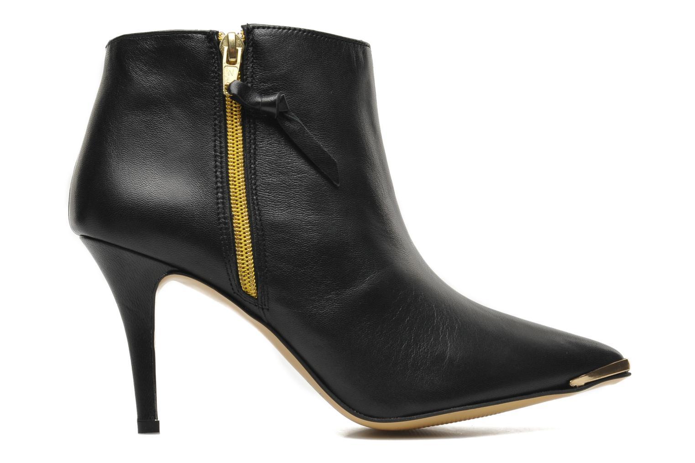 Bottines et boots Georgia Rose Bernadette new Noir vue derrière