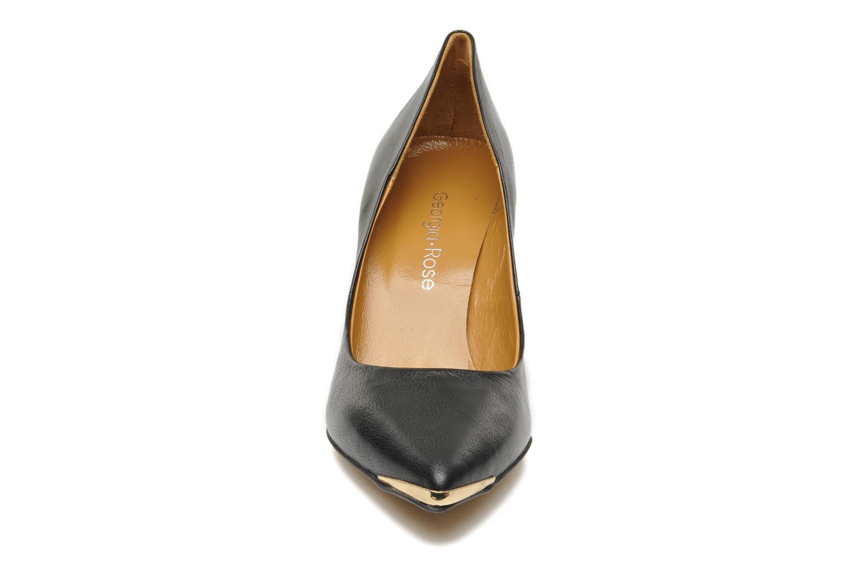 Escarpins Georgia Rose Beren new Noir vue portées chaussures