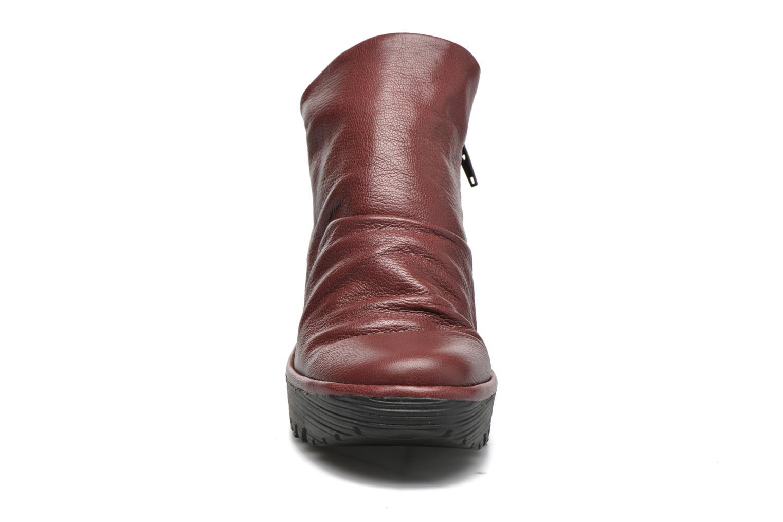 Stiefeletten & Boots Fly London Yip rot schuhe getragen