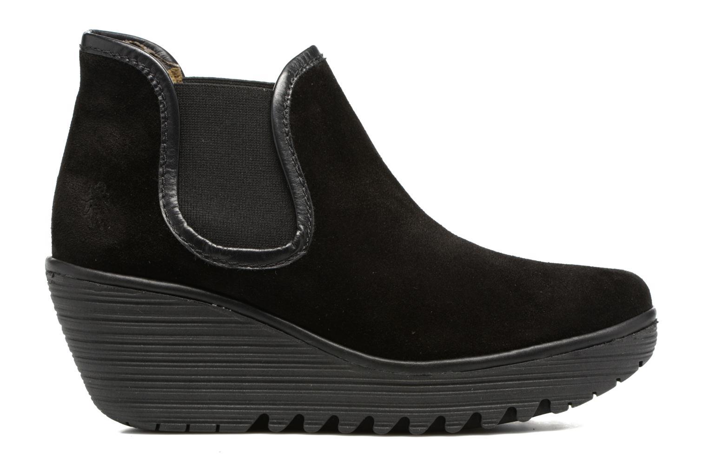 Bottines et boots Fly London Yat Noir vue derrière