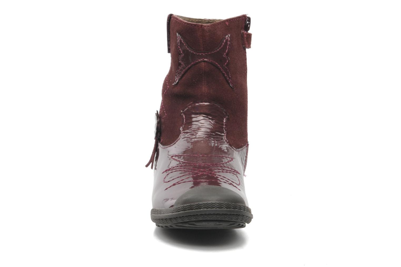 Bottines et boots Mod8 Kleri Violet vue portées chaussures