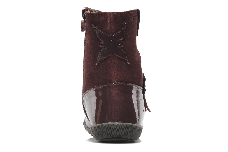Bottines et boots Mod8 Kleri Violet vue droite