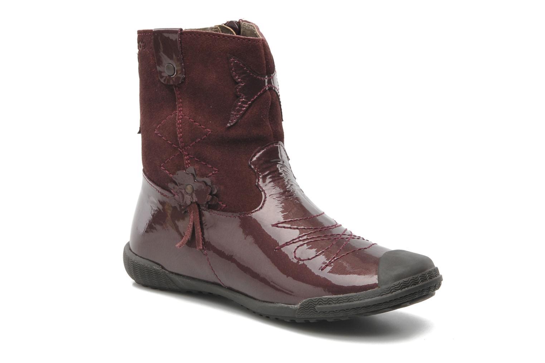 Bottines et boots Mod8 Kleri Violet vue détail/paire