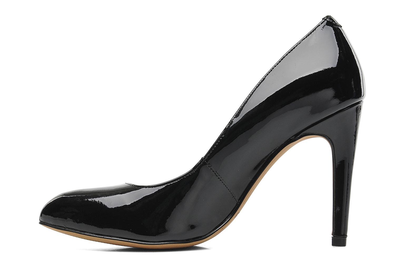 Zapatos de tacón Clarks Always Chic Negro vista de frente