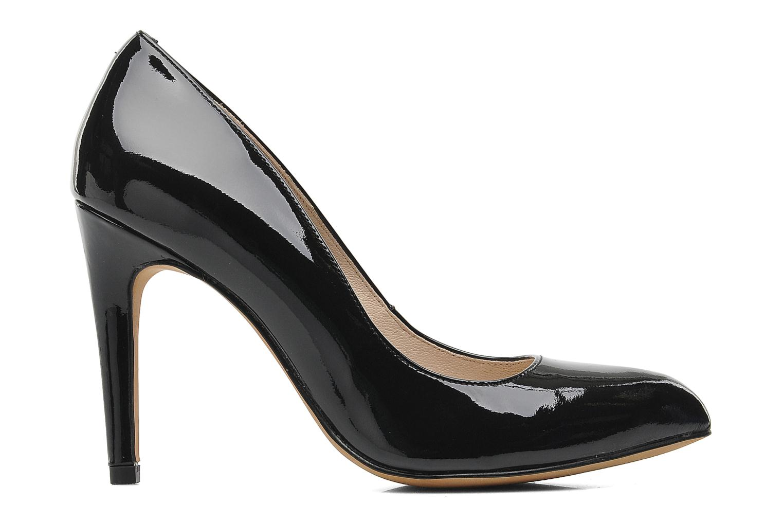 Zapatos de tacón Clarks Always Chic Negro vistra trasera