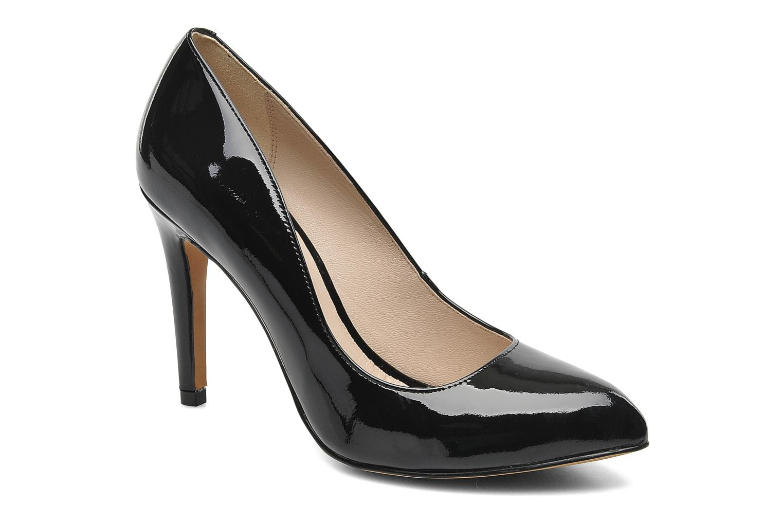 Zapatos de tacón Clarks Always Chic Negro vista de detalle / par