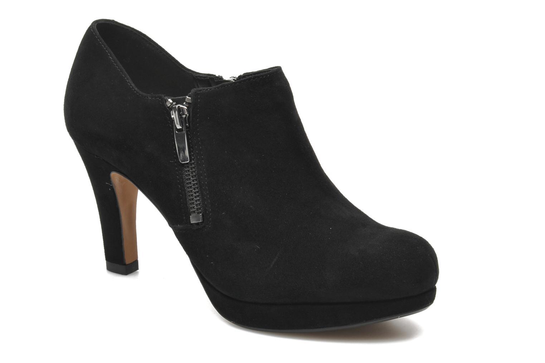 Bottines et boots Clarks Amos Kendra Noir vue détail/paire