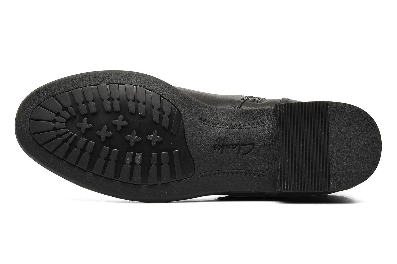 Boots en enkellaarsjes Clarks Mint Jam GTX Zwart boven