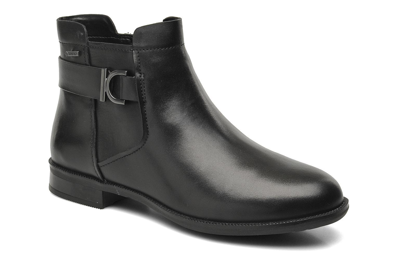 Boots en enkellaarsjes Clarks Mint Jam GTX Zwart detail