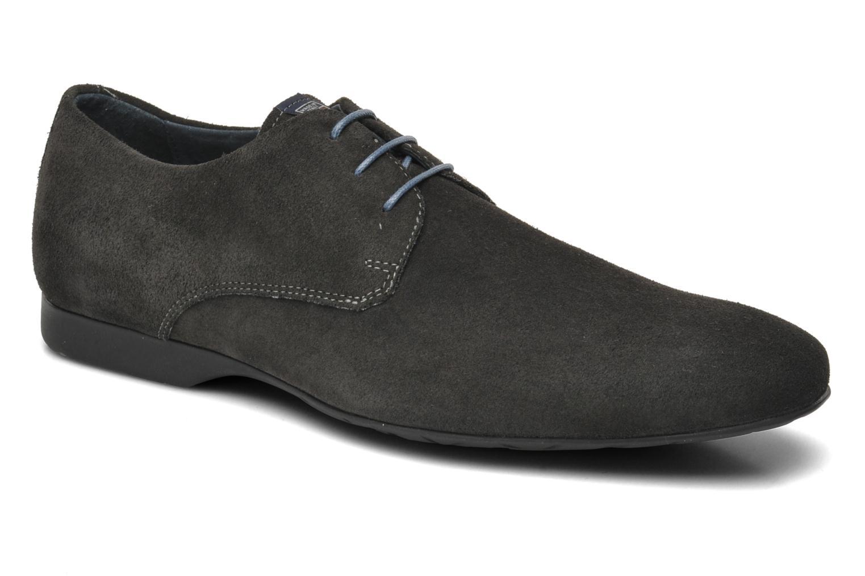 Schnürschuhe Marvin&Co Nathy grau detaillierte ansicht/modell