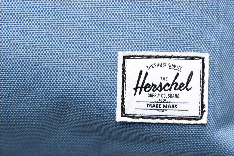 Rucksäcke Herschel Settlement blau ansicht von hinten