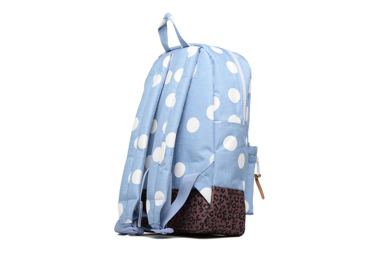 Settlement Chambray/White Polka Dot