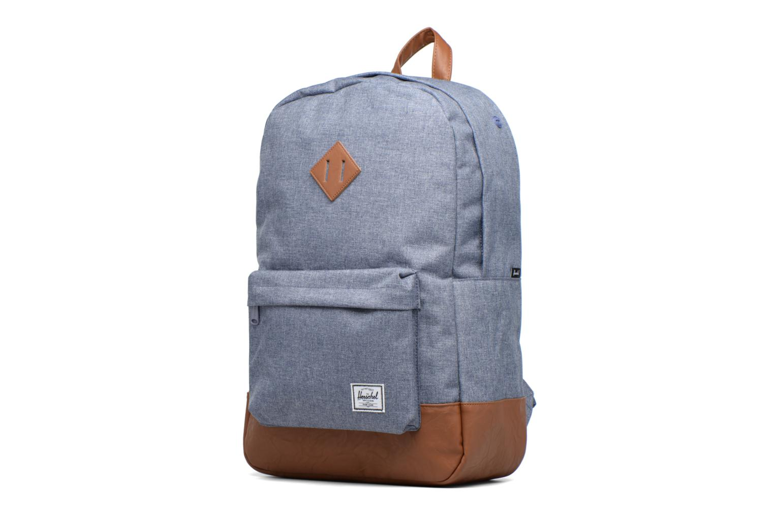 Rucksacks Herschel Heritage Blue model view