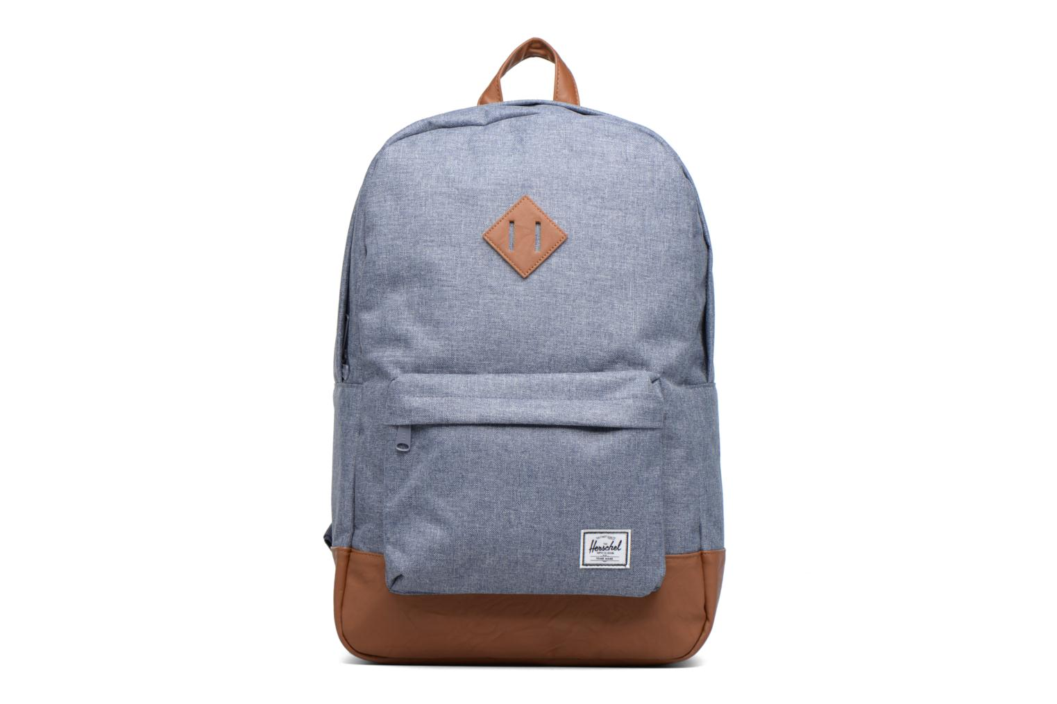Heritage Dark chambray Crosshatch