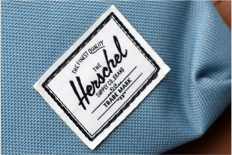 Rucksäcke Herschel Heritage blau ansicht von links