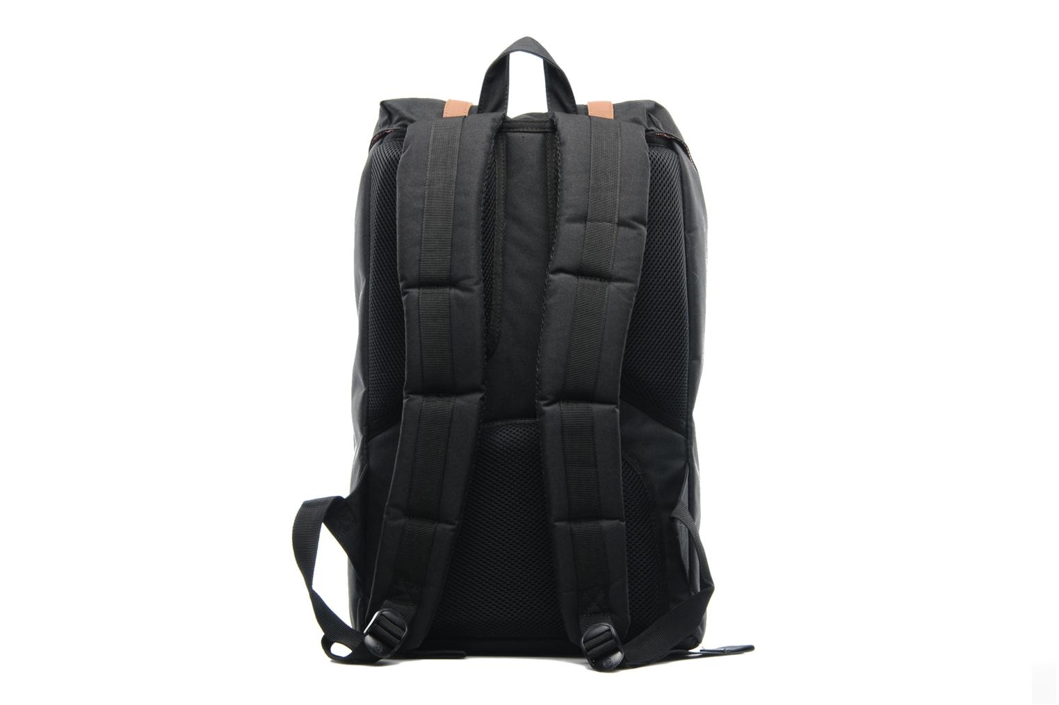 Rucksacks Herschel Little America Black front view