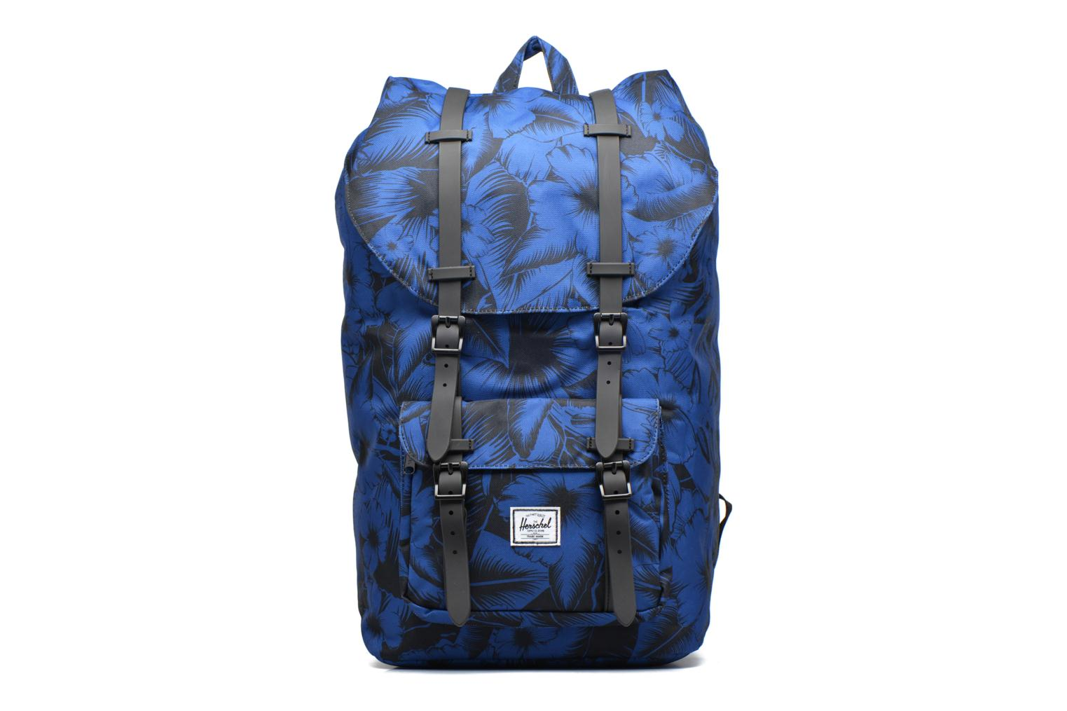 Little America Jungle Floral blue