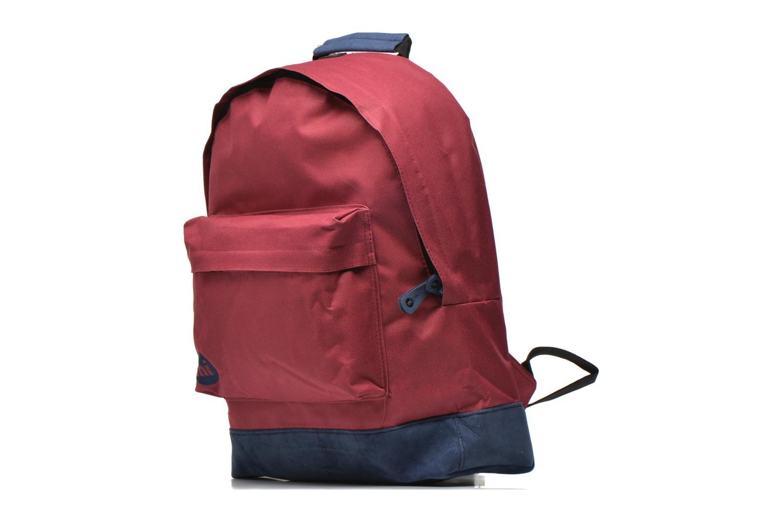 Mochilas Mi-Pac Classic Backpack Vino vista del modelo