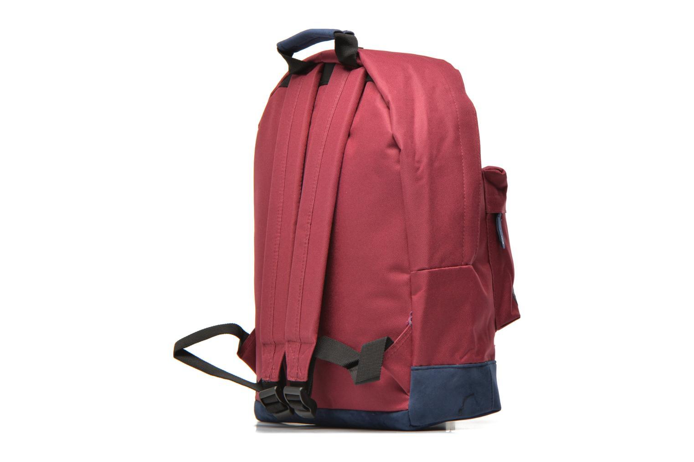 Mochilas Mi-Pac Classic Backpack Vino vista lateral derecha