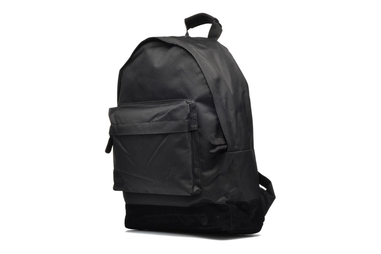 Rucksäcke Mi-Pac Classic Backpack schwarz schuhe getragen
