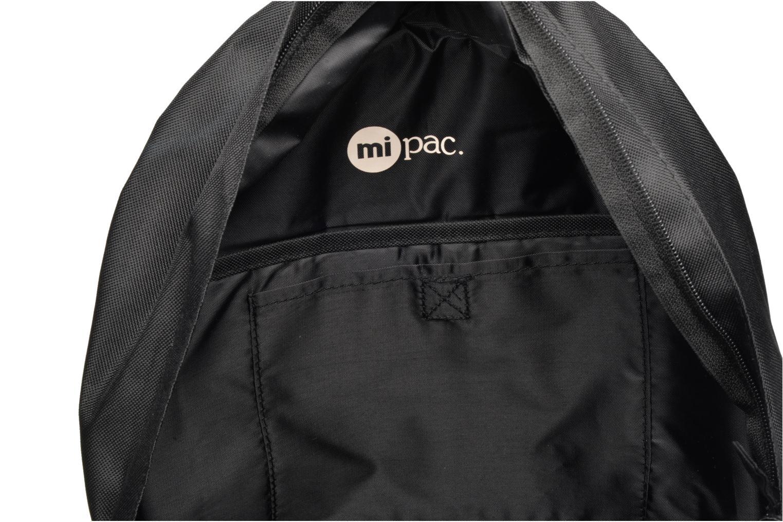 Rucksäcke Mi-Pac Classic Backpack schwarz ansicht von hinten
