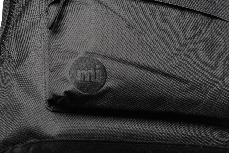 Mochilas Mi-Pac Classic Backpack Negro vista lateral izquierda