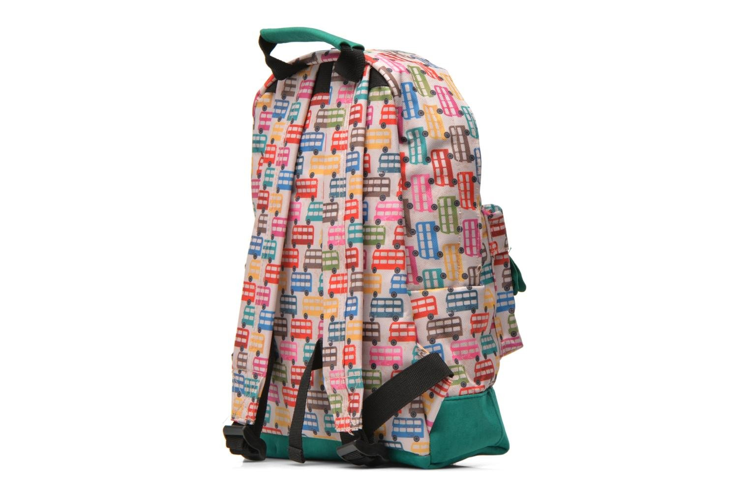Rucksacks Mi-Pac Mini Backpack Multicolor view from the right