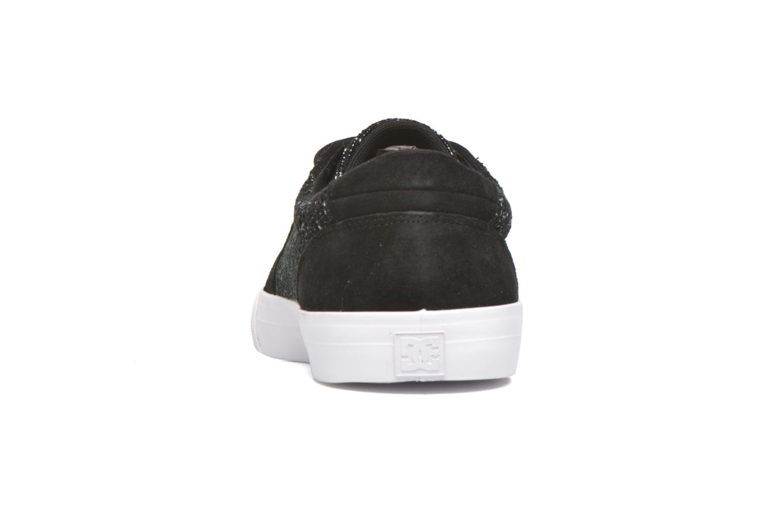 Trainers DC Shoes Council Se Black view from the right