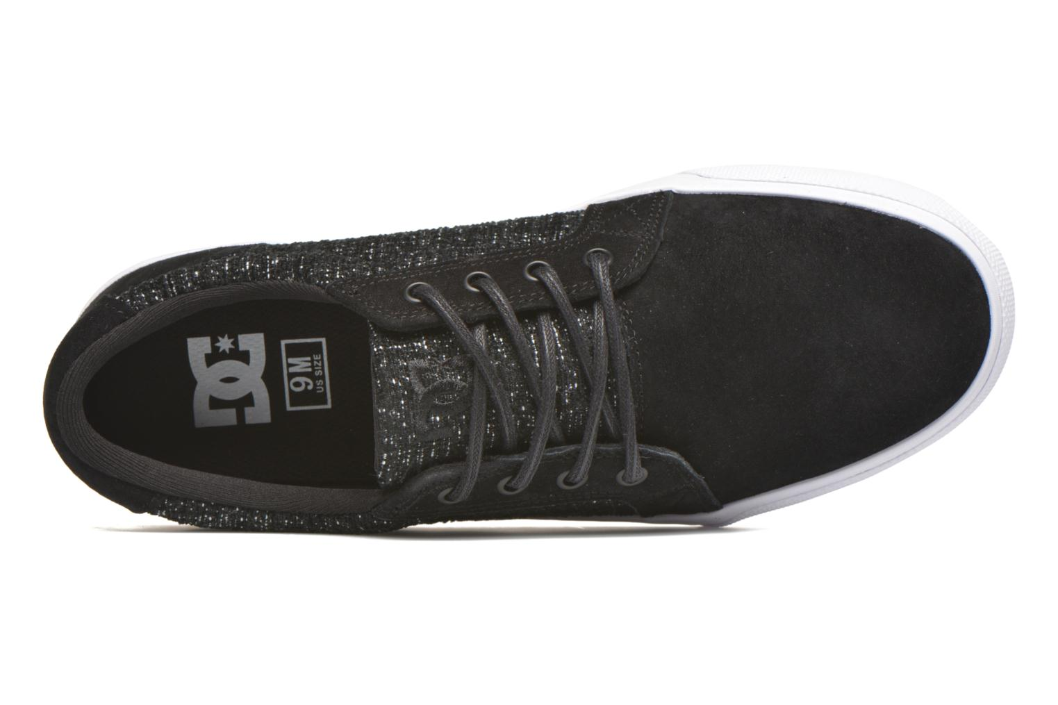 Trainers DC Shoes Council Se Black view from the left
