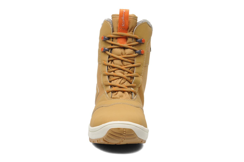 Stiefeletten & Boots Kangaroos Kanga-Tex 2024 gelb schuhe getragen