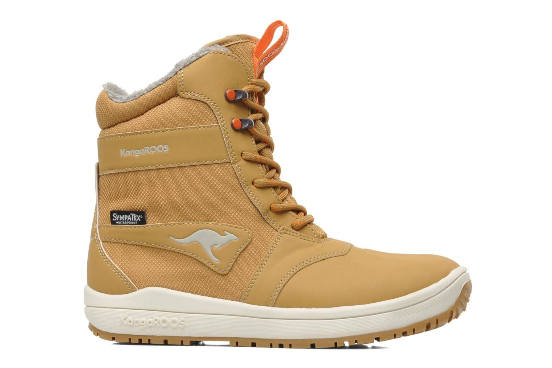 Stiefeletten & Boots Kangaroos Kanga-Tex 2024 gelb ansicht von hinten